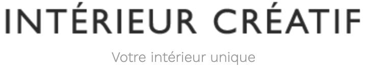Logo Intérieur Créatif
